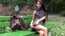 Eroberlin russian Maria nudeart Adult movie star open public long hair Berlin bareness